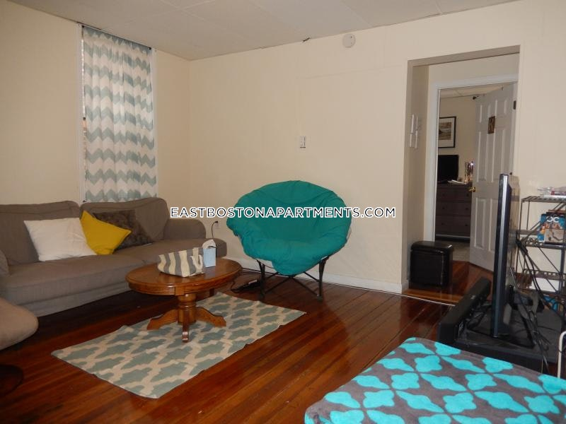 East Boston Apartment For Rent 4 Bedrooms 1 Bath Boston 3 350