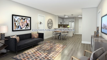 Orient Heights - East Boston, Boston, MA - 2 Beds, 1 Bath - $2,492 - ID#3703457
