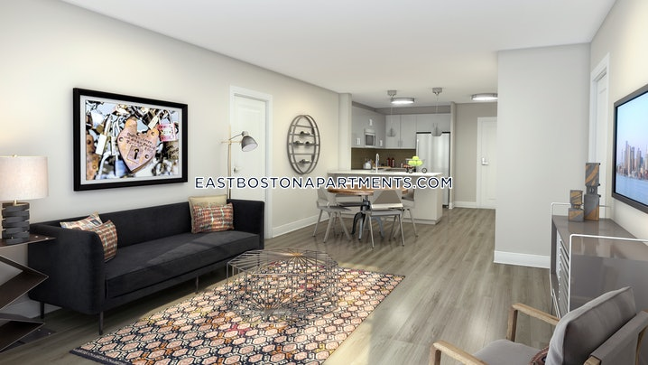 Boston - East Boston - Maverick - 2 Beds, 2 Baths - $4,900
