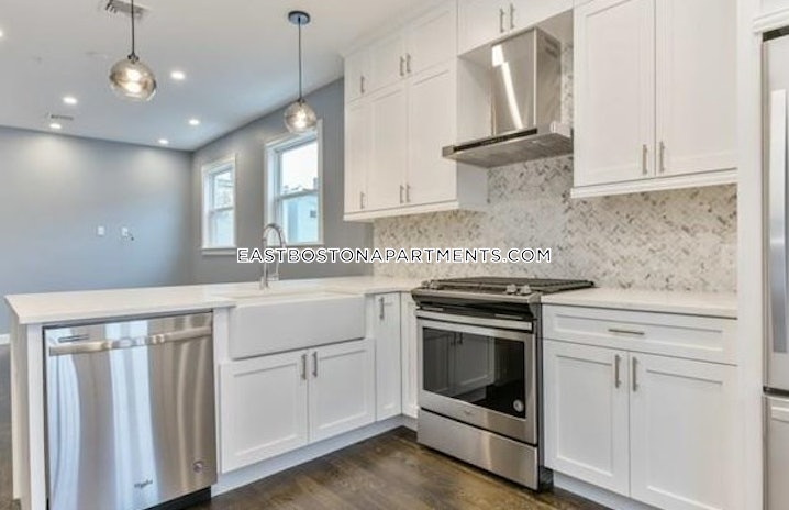 Boston - East Boston - Maverick - 4 Beds, 1 Bath - $3,300
