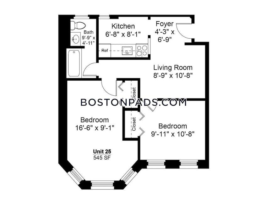 BOSTON - FENWAY/KENMORE - 2 Beds, 1 Bath - Image 6
