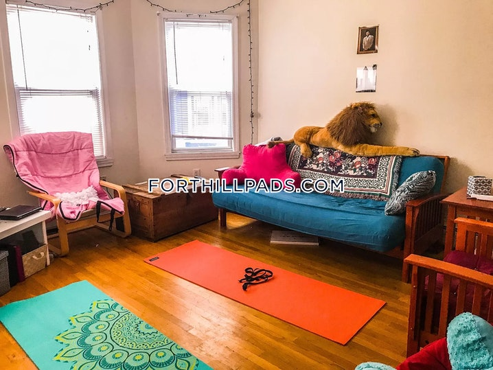 Boston - Fort Hill - 4 Beds, 2 Baths - $3,250