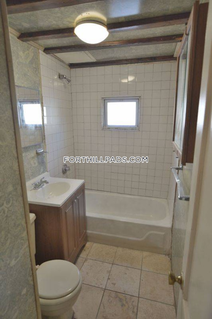 Boston - Fort Hill - 2 Beds, 1 Bath - $2,100