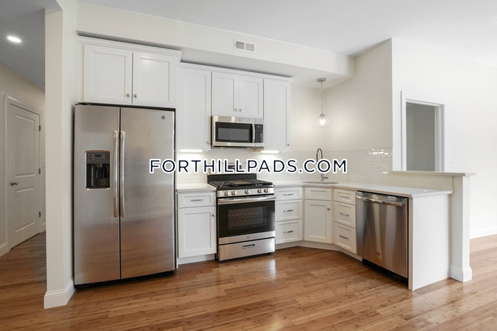 Boston - Fort Hill - 4 Beds, 2 Baths - $5,200