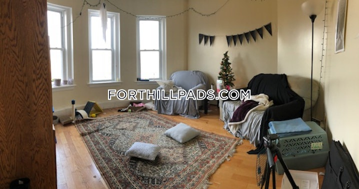 Boston - Fort Hill - 4 Beds, 1 Bath - $3,200