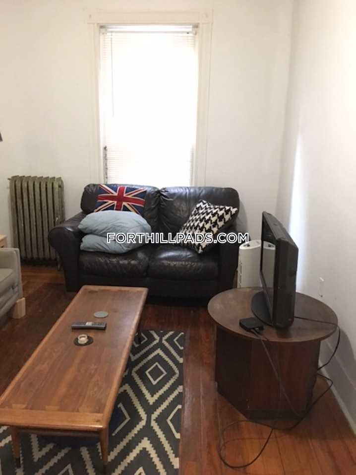 Boston - Fort Hill - 3 Beds, 1 Bath - $2,700
