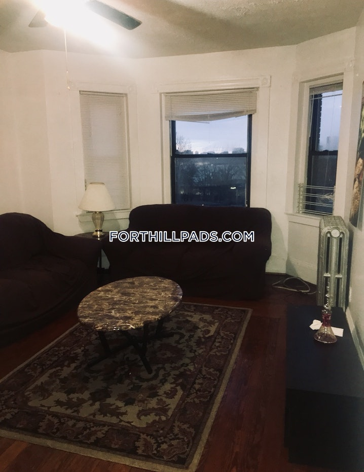 Boston - Fort Hill - 4 Beds, 1 Bath - $3,300