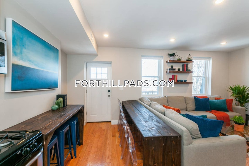 BOSTON - FORT HILL - 4 Beds, 2.5 Baths - Image 3