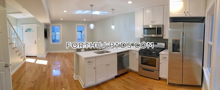 Boston - Fort Hill - 3 Beds, 2 Baths - $3,650