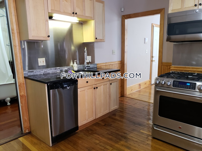 BOSTON - FORT HILL - 2 Beds, 1 Bath - Image 9