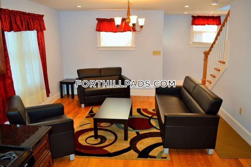 BOSTON - FORT HILL - 3 Beds, 2 Baths - Image 1