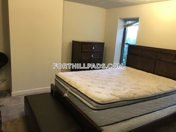 Fort Hill Apartment for rent 2 Bedrooms 1.5 Baths Boston - $3,000