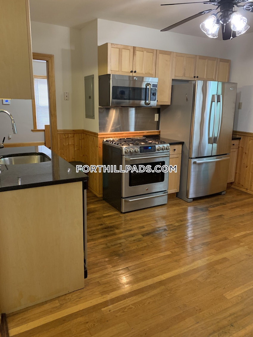 BOSTON - FORT HILL - 2 Beds, 1 Bath - Image 4