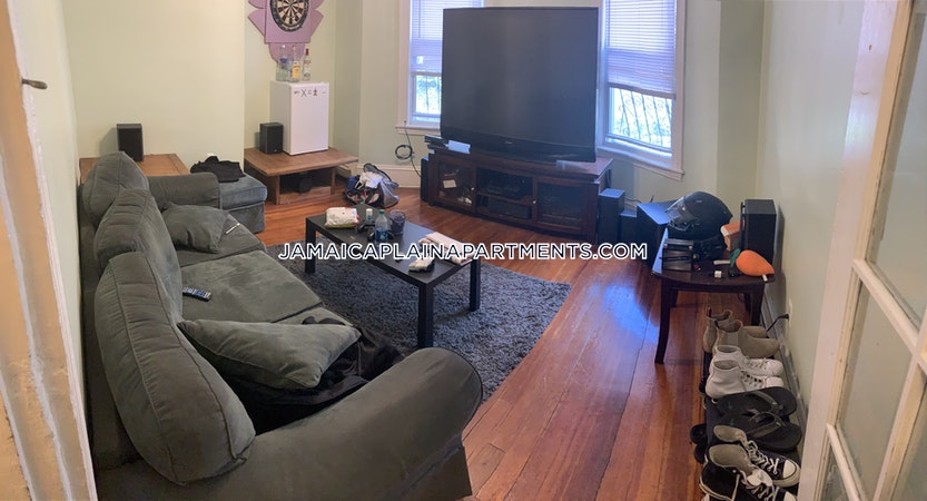 Jamaica Plain Apartment for rent 3 Bedrooms 1 Bath Boston - $2,500
