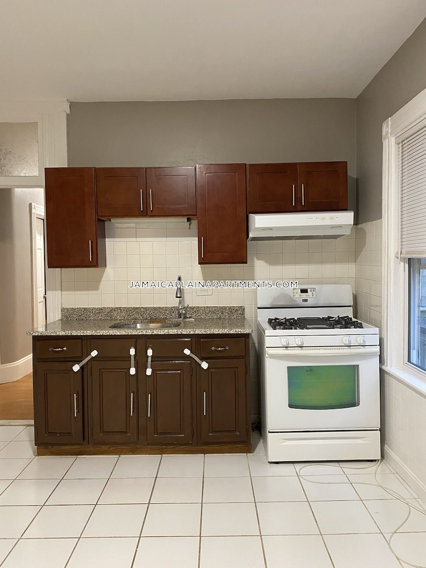BOSTON - JAMAICA PLAIN - HYDE SQUARE - 4 Beds, 2 Baths - Image 1