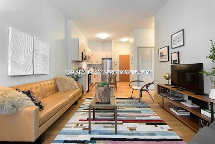 Boston - Jamaica Plain - Jamaica Pond/pondside - 1 Bed, 1 Bath - $2,460