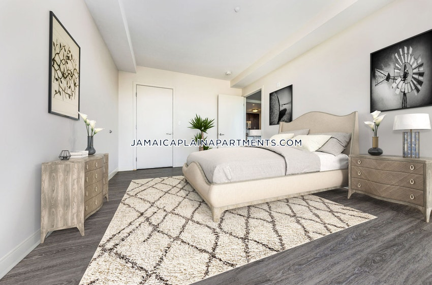 BOSTON - JAMAICA PLAIN - JACKSON SQUARE - 1 Bed, 1 Bath - Image 3