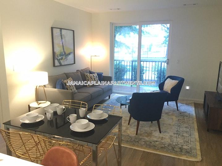 Boston - Jamaica Plain - Jackson Square - 2 Beds, 1 Bath - $2,450