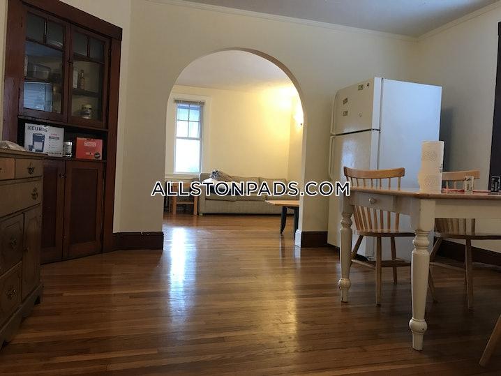 Boston - Lower Allston - 4 Beds, 1 Bath - $3,400