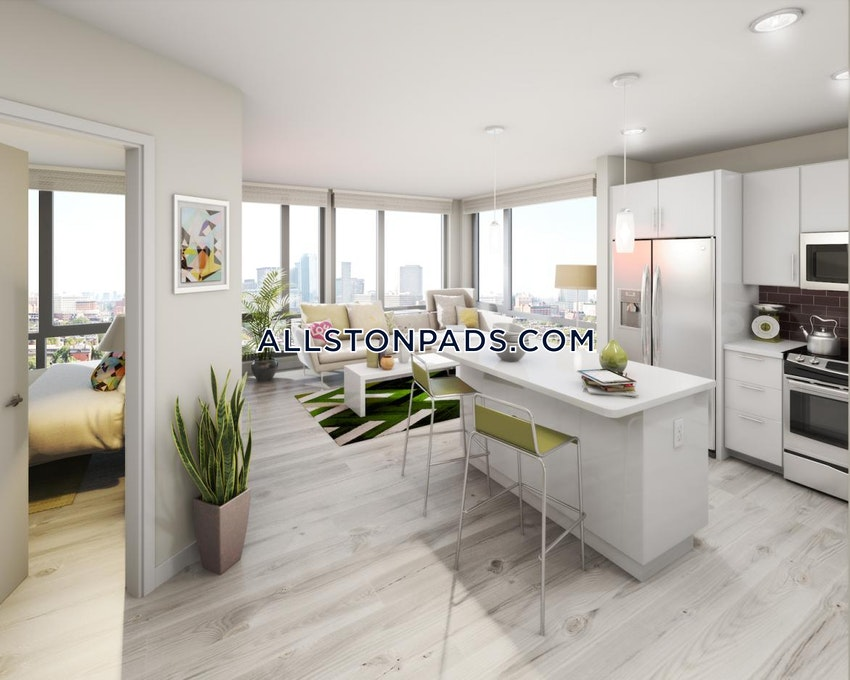 BOSTON - LOWER ALLSTON - 3 Beds, 2 Baths - Image 5
