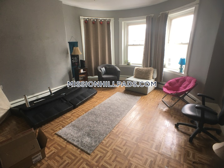 Boston - Mission Hill - 4 Beds, 1 Bath - $3,200