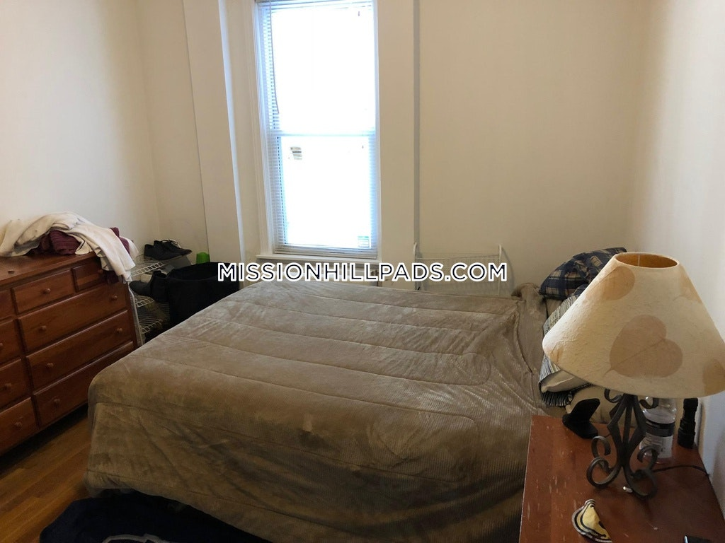 Mission Hill Apartment For Rent 4 Bedrooms 1 Bath Boston 3 200