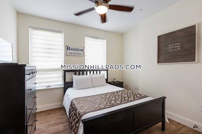 Mission Hill Apartment for rent 3 Bedrooms 2 Baths Boston - $5,250
