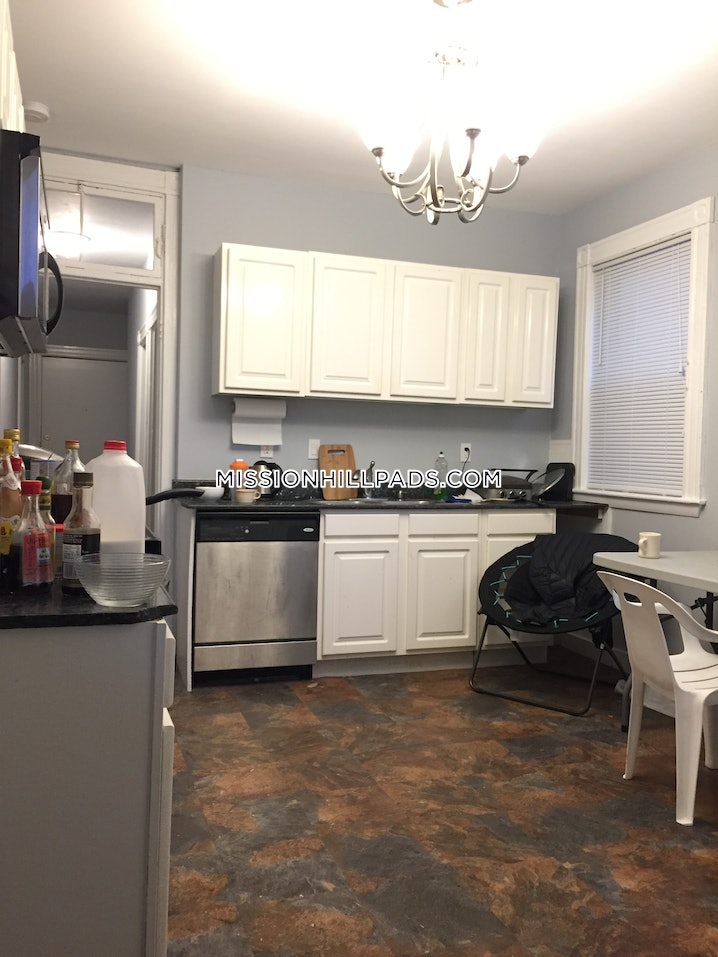 Boston - Mission Hill - 6 Beds, 2 Baths - $6,300