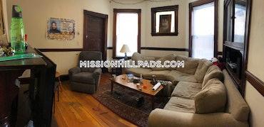 Mission Hill, Boston, MA - 3 Beds, 1 Bath - $3,900 - ID#3819122