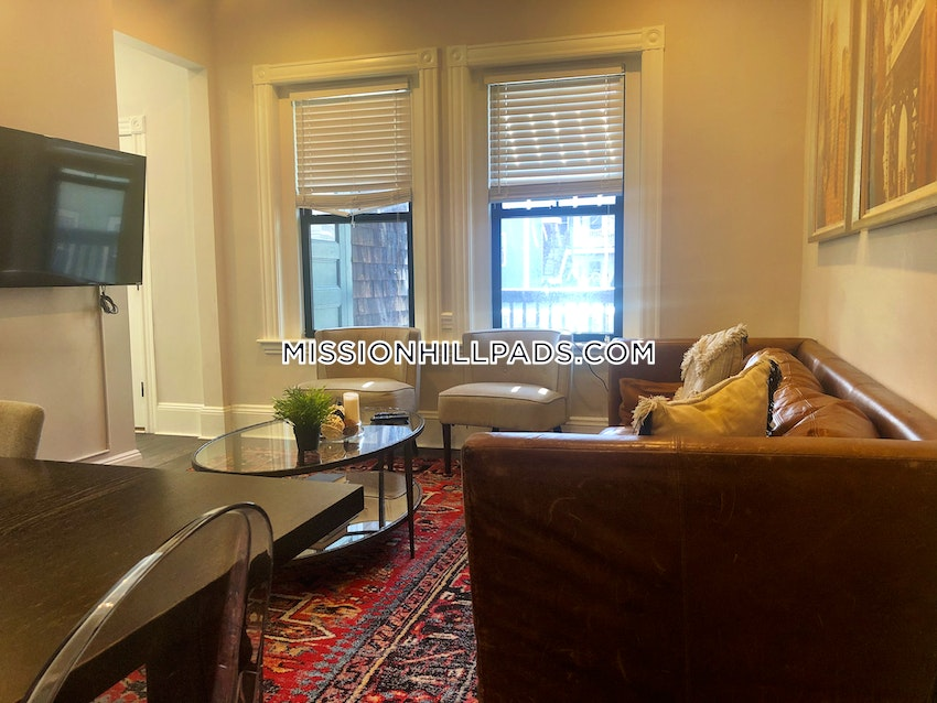 BOSTON - MISSION HILL - 4 Beds, 2 Baths - Image 9