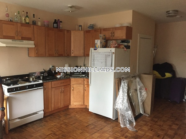 Mission Hill Apartment for rent 3 Bedrooms 1 Bath Boston - $3,499