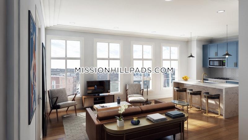 Mission Hill 1 Bed 1 Bath Boston - $3,402