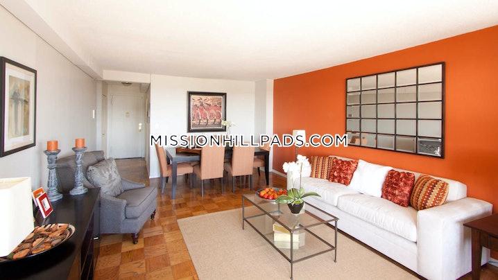 Boston - Mission Hill - 1 Bed, 1 Bath - $2,462