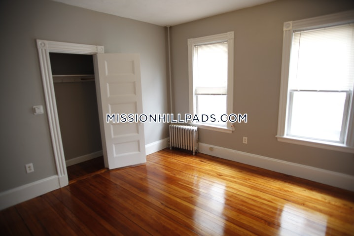Boston - Mission Hill - 4 Beds, 1 Bath - $3,400