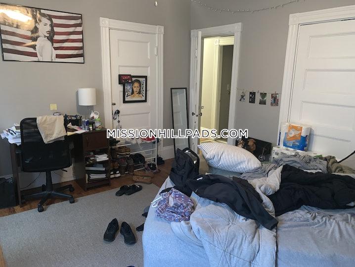 Boston - Mission Hill - 4 Beds, 1 Bath - $4,500