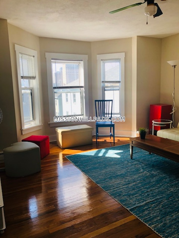 Boston - Mission Hill - 1 Bed, 1 Bath - $890