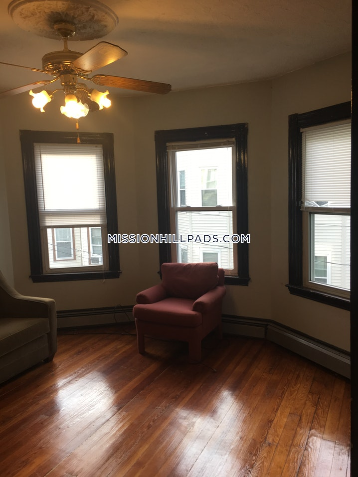 Boston - Mission Hill - 4 Beds, 1 Bath - $4,000