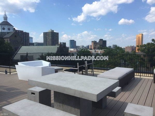 Mission Hill Stunning 3 Beds 2 Baths Boston - $4,425