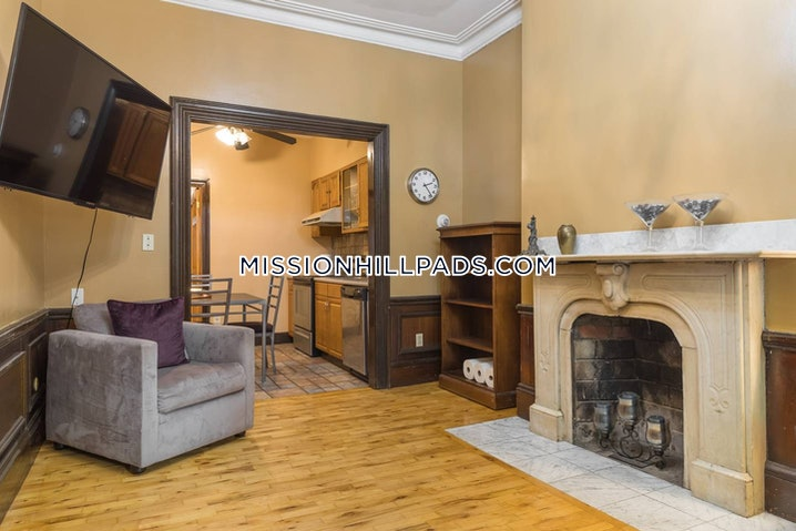 Boston - Mission Hill - 3 Beds, 2 Baths - $4,300