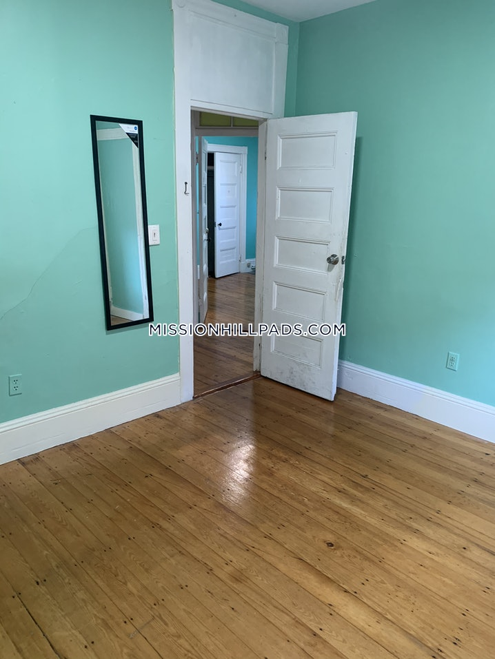 Boston - Mission Hill - 4 Beds, 2 Baths - $3,600
