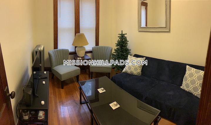 Boston - Mission Hill - 4 Beds, 1 Bath - $3,600