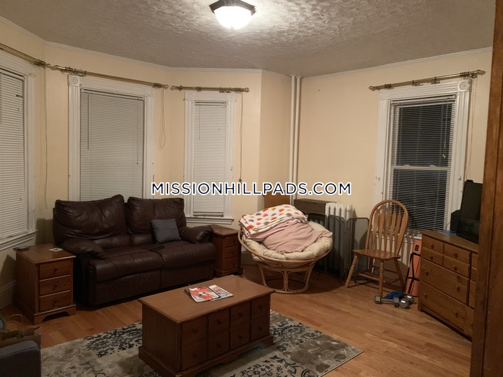 Boston - Mission Hill - 3 Beds, 1 Bath - $3,000