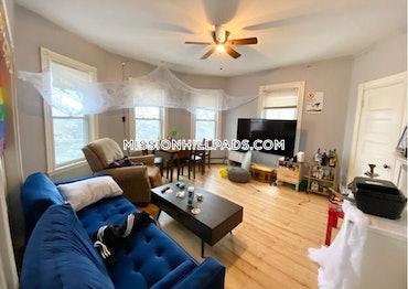 Mission Hill, Boston, MA - 4 Beds, 1 Bath - $4,900 - ID#3826143