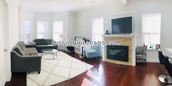 BOSTON - MISSION HILL - 4 Beds, 2 Baths - Image 1