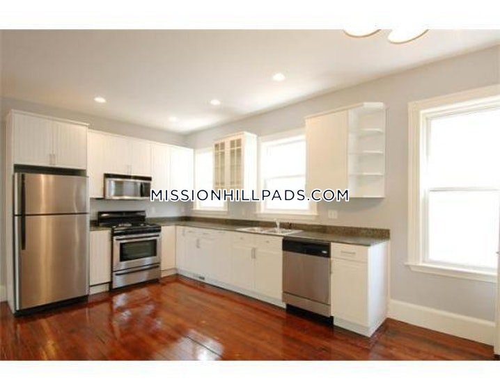 Boston - Mission Hill - 6 Beds, 2 Baths - $7,500