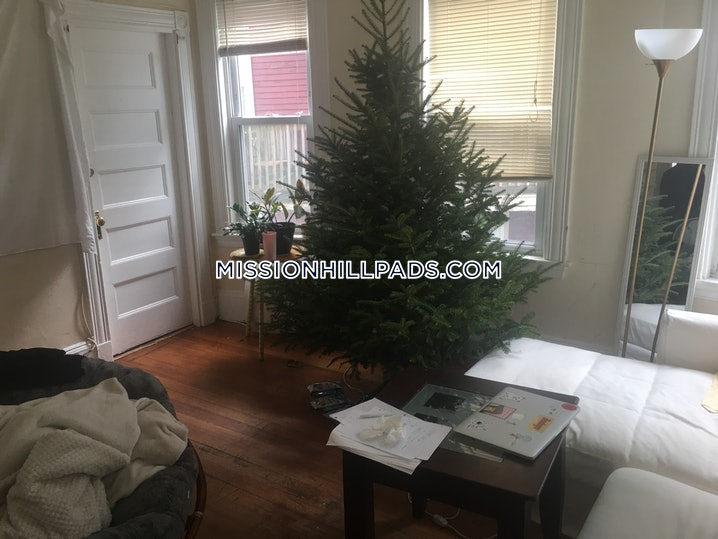 Boston - Mission Hill - 5 Beds, 1 Bath - $4,300