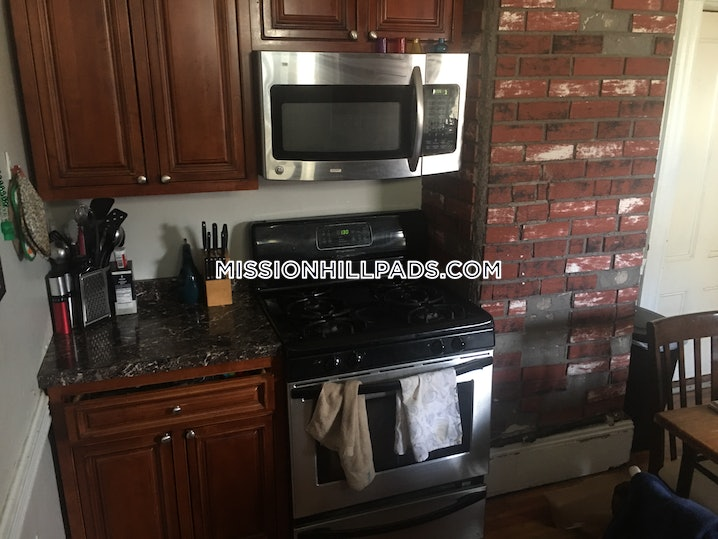 Boston - Mission Hill - 6 Beds, 2 Baths - $4,900