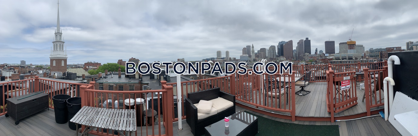 North End 1 Bed 1 Bath Boston - $2,600