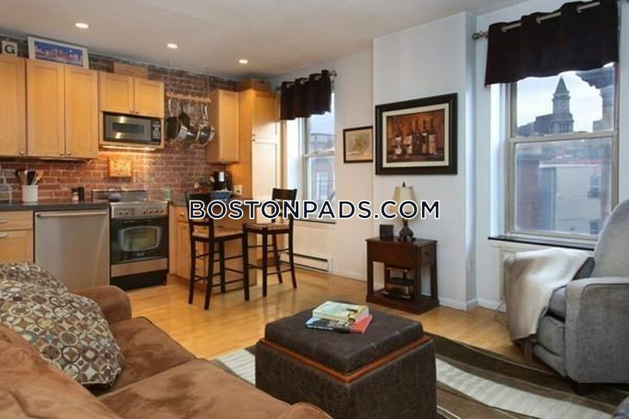 Boston Apartments North End Apartment For Rent 1 Bedroom 1 Bath