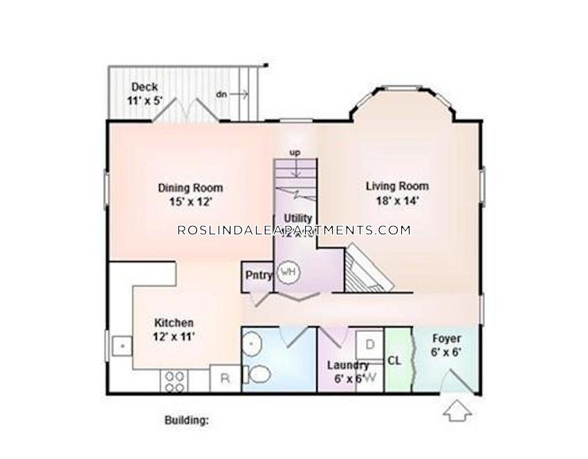 BOSTON - ROSLINDALE - 3 Beds, 2 Baths - Image 22